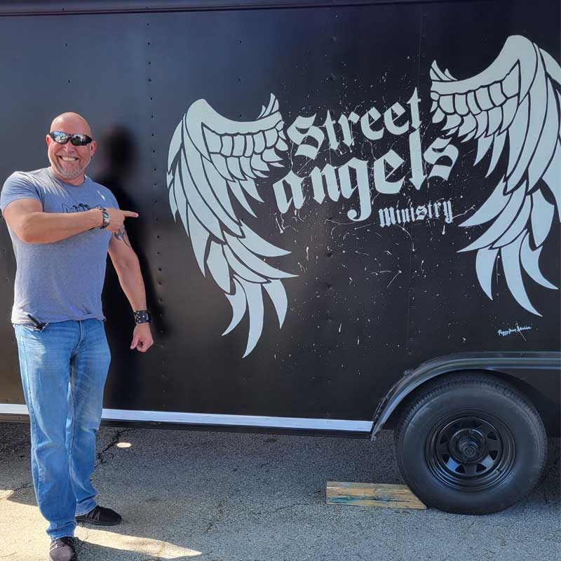 About Street Angels Ministry - Tampa